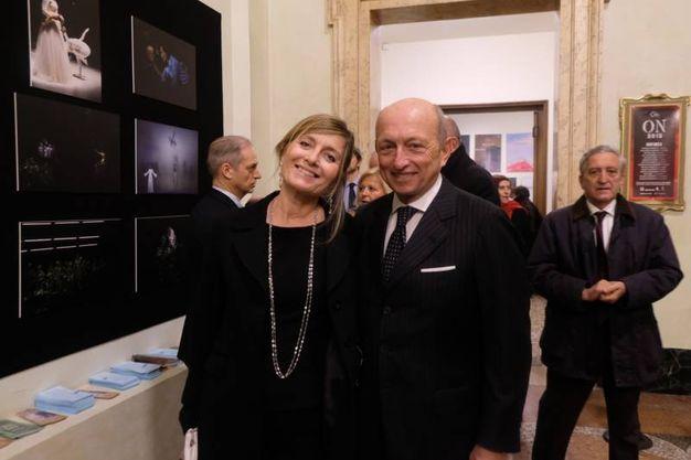 I coniugi Borghi (FotoSchicchi)