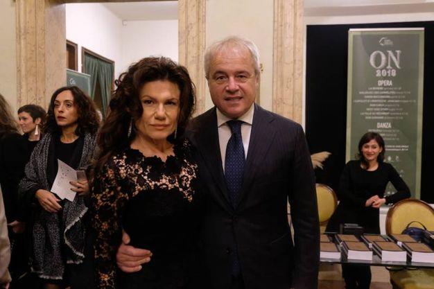 I coniugi Ghetti (FotoSchicchi)