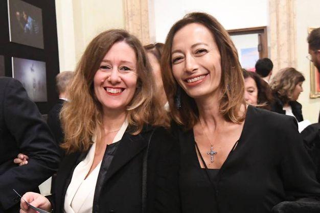 Valentina Marchesini ed Enrica Gentile (FotoSchicchi)