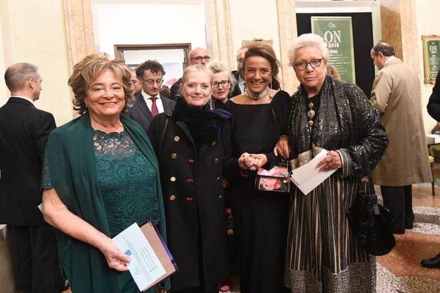 Egeria Di Nallo, Maria Rescigno e Vittoria Cappelli (FotoSchicchi)