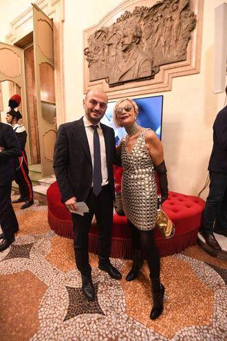 Davide Conte e Cecilia Matteucci (FotoSchicchi)