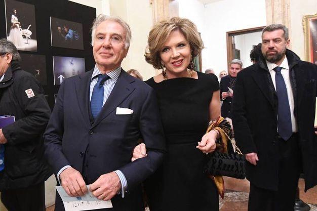 Pasquale Tassone e Vita Fiorelli (FotoSchicchi)