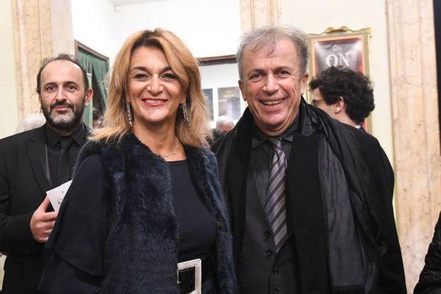 I coniugi Zanelli (FotoSchicchi)