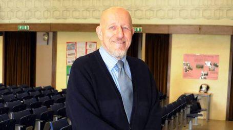 Bruno Belletti, il preside