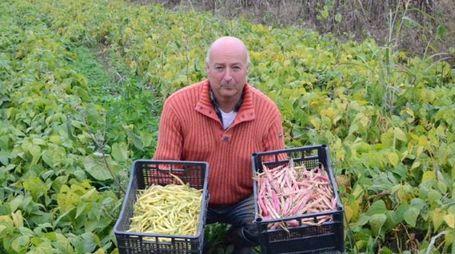 L'agricoltore Francesco Chiocca