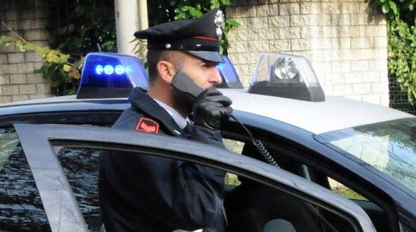 L'uomo ha raccontato tutto ai carabinieri