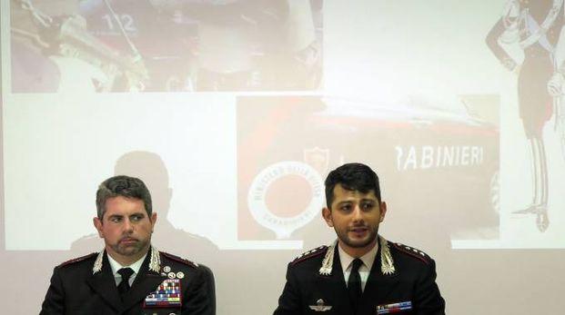 I carabinieri ricostruiscono l'intricata vicenda