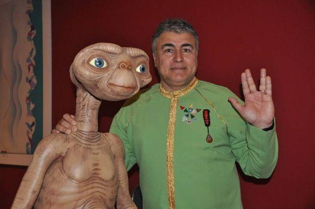 Reunion di fantascienza, i costumi (Foto Concolino)