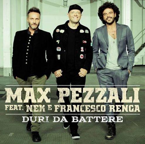 'Duri da battere': Max Pezzali, Nek e Francesco Renga