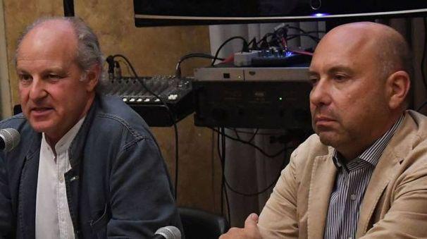 Nicola Sani e Fulvio Macciardi (Foto Schicchi)