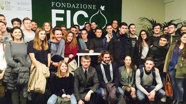 In visita a FICO gli studenti del Corso Politica agraria internazionale e comparata