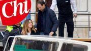 Ambra Angiolini e Massimiliano Allegri, fuga d'amore a Venezia (foto Chi)