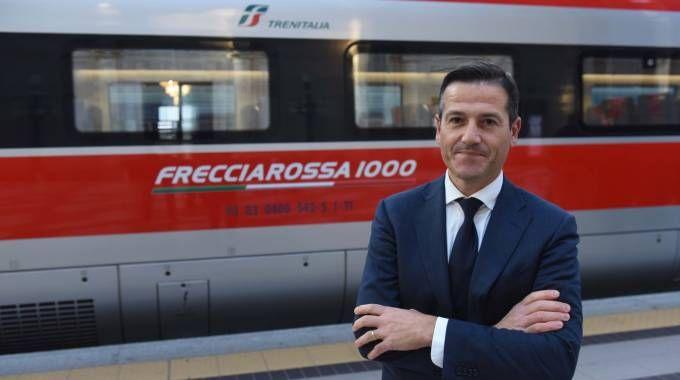 Orazio Iacono, ad Trenitalia (ImagoE)