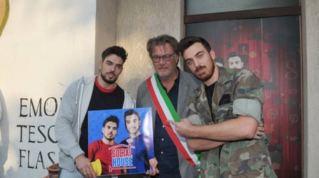 I theShow col sindaco Mandelli