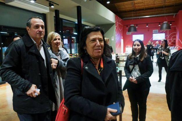 La presidente Tper Giuseppina Gualtieri (foto Schicchi)