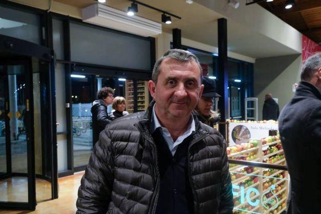 Il comico Vito Bicocchi (foto Schicchi)