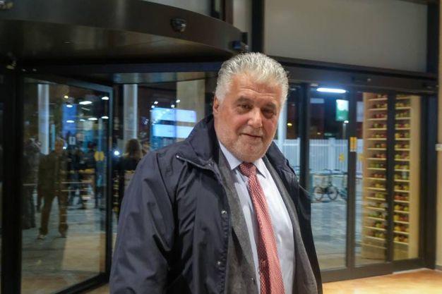 Albano Guaraldi (foto Schicchi)