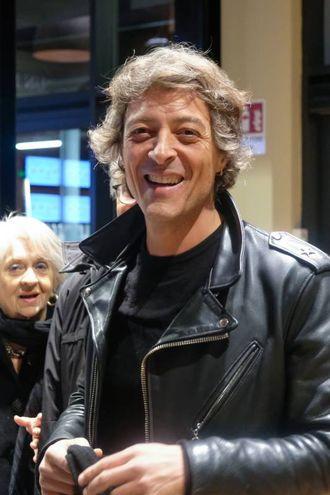 Il chitarrista Federico Poggipollini (foto Schicchi)