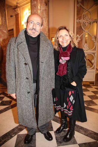 Mario D'Alfonso e Claudia Russo (foto Giuseppe Cabras/New Pressphoto)