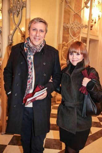 Leonardo Meini e Giulia Bruzzone (foto Giuseppe Cabras/New Pressphoto)
