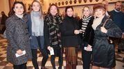 Elisabetta Renzoni, Annamaria Dick, Valeria Guzzi, Daniela Mensini, Emanuela Gonzalez, Paola Squillantini (foto Giuseppe Cabras/New Pressphoto)
