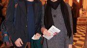 Niccolò Benedetti e Martina Giorgetti (foto Giuseppe Cabras/New Pressphoto)