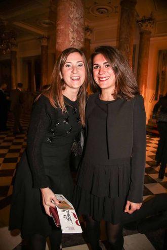 Chiara Treballi e Claudia Rafanelli (foto Giuseppe Cabras/New Pressphoto)