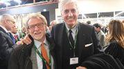 Ivano Dionigi e Renato Villalta (foto Schicchi)
