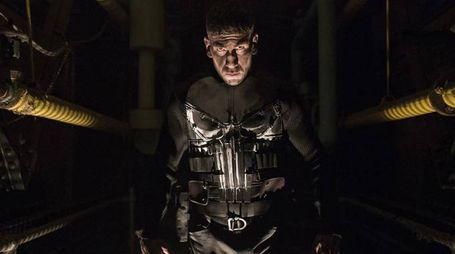 Una scena di 'The Punisher' – Foto: Netflix
