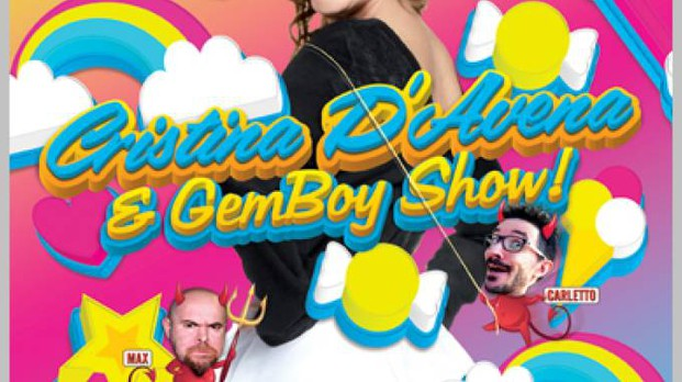 Cristina D'Avena and Gem Boy Show
