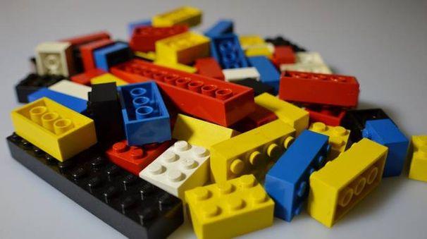 Lego al Pirellone