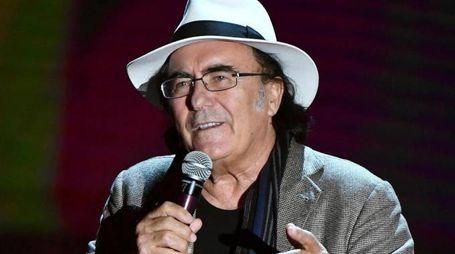 Il cantante Al Bano (Ansa)