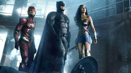 Una scena del film 'Justice League' – Foto: DC/Warner Bros.