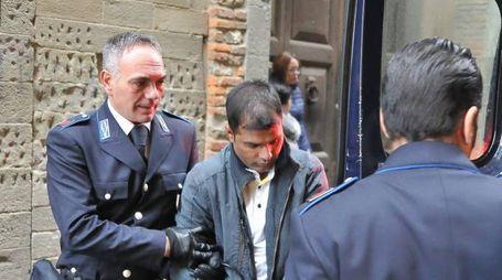 L'omicida di Sammommè  (Foto Castellani)