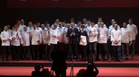 Gli chef inseriti nella Guida Michelin 2018