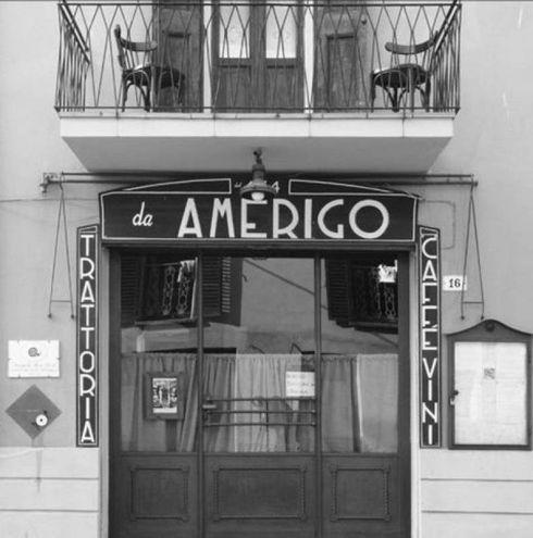 Savigno (Bologna), Trattoria da Amerigo: 1 stella (amerigo1934.it)