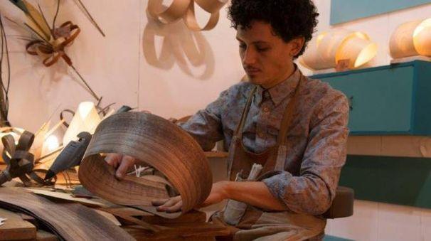 Nei dieci padiglioni ampio spazio all'inventiva degli artigiani
