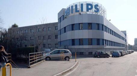 La Philips di via Casati