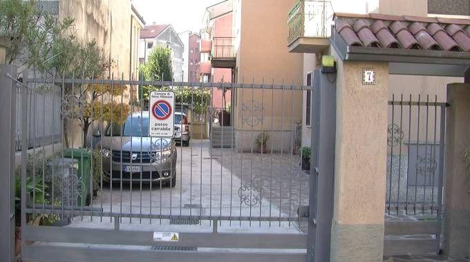 La casa dei coniugi Palma a Nova Milanese