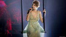 """Rita Bellanza canta """"La donna cannone"""" (X Factor)"""