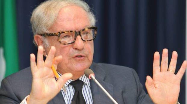 Il presidente di Assoedilizia, Achille Colombo Clerici (NewPress)