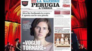 L'Umbria in prima pagina