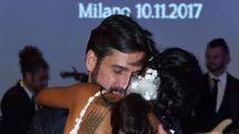Juliana Moreira ed Edoardo Stoppa (Instagram)