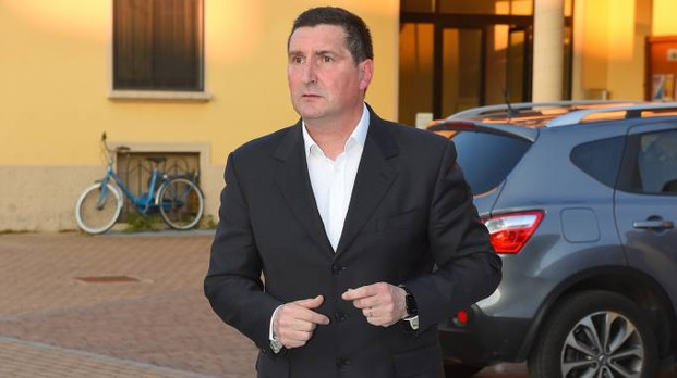 Il sindaco Walter Cecchin