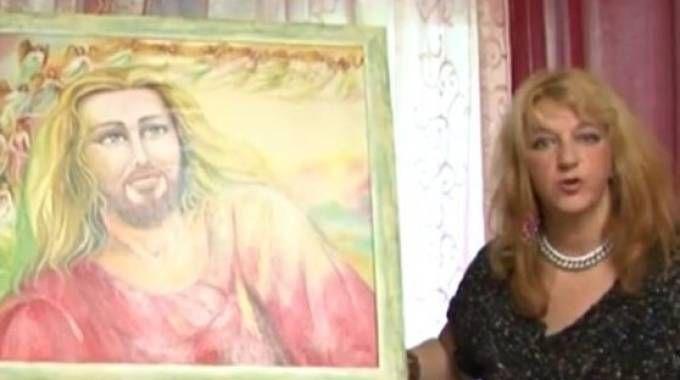 La pittrice scomparsa, Renata Rapposelli