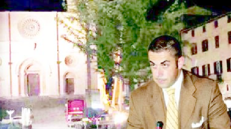 Il sindaco Antonino Ruggiano