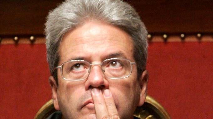 Il premier Paolo Gentiloni (LaPresse)