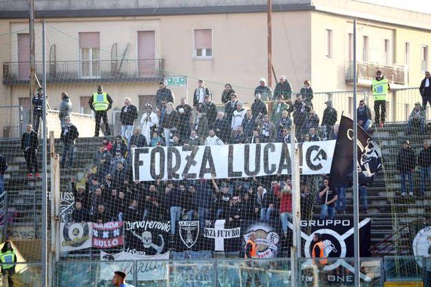 Brescia-Spezia (FotoLive)