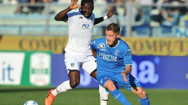 Empoli-Cesena 5-3, LaPresse