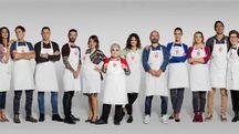 Il cast di Celebrity MasterChef